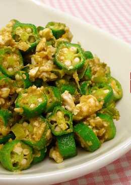 鹹蛋炒小星星 ☆ 鹹蛋&蔬菜1