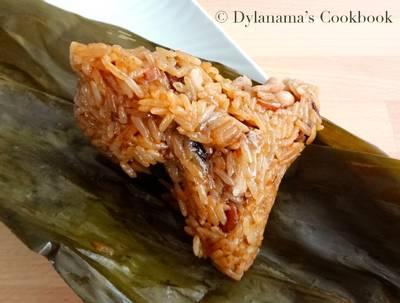 Dylanama ♥ 自製端午肉粽
