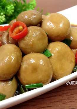 【御釀滷煮入味】醬燒蘑菇