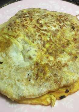 菜脯烘蛋 Dried Radish Omelette