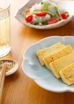 【家樂福食譜】嫩煎芙蓉豆腐