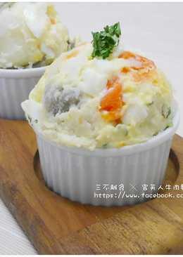 【香甜洋芋沙拉】小惡魔的攪拌鍋料理