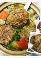 鯖魚獅子頭白菜燒