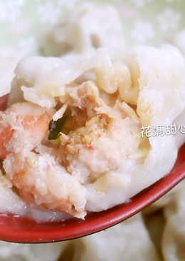 韭黃鮮蝦手工水餃