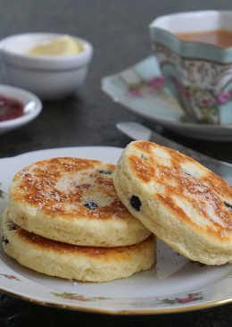 【免烤箱】威爾斯烤餅(Welsh Cakes)