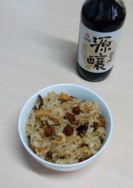 【源釀醬油】油飯
