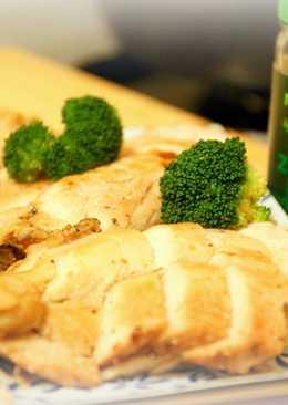 【省時快速方便】之嫩煎迷迭香雞肉