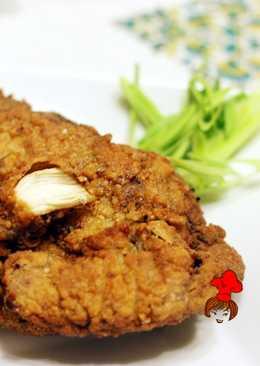 台灣小吃界的龍頭 - 鹹酥雞 Taiwanese Fried Chicken