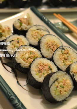 高麗菜海苔飯捲, 양배추김밥