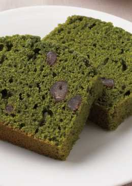 東販小食堂:橫田秀夫的抹茶蛋糕