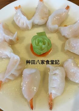 鮮蝦燴腸粉