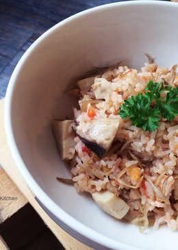 3F Kitchen - 整顆番茄飯之起司牛蒡杏鮑菇版 / 奶素
