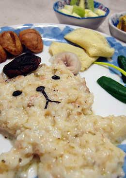【桂冠歡樂親子料理】小熊的心情