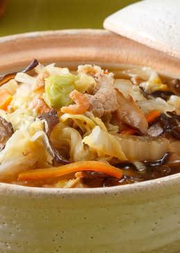 白菜滷(甘醇)