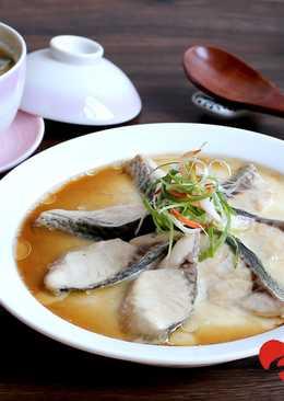 天山鱈鮭蒸滑蛋(茶碗蒸)