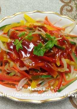 茄汁糖醋魚