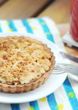 奶酥蘋果派 Apple crumble pie