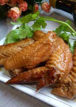 【御釀滷煮入味】紹興黏嘴滷雞翅