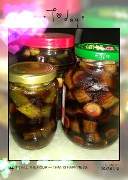【御釀滷煮入味】醃製小黃脆瓜