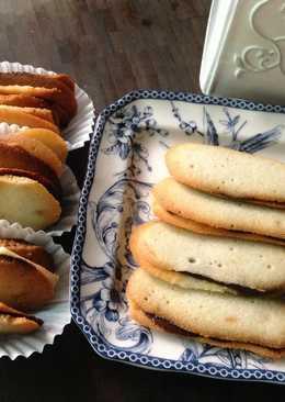 Classic Milano Orange Chocolate Cookies-手工經典的橘橙香米蘭諾巧克力餅乾❤!!