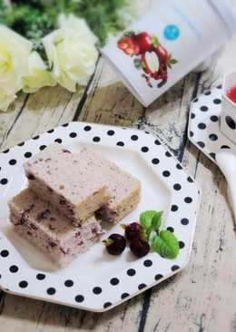 《影音食譜》~花果茶天使蛋糕&香檳氣泡鮮果茶