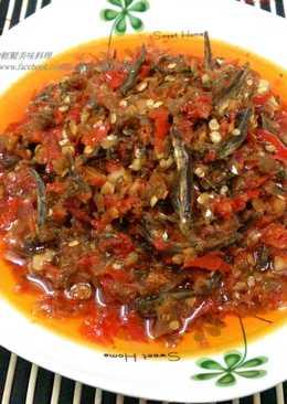 小魚辣椒醬