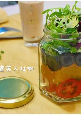 【杯子生菜沙拉】