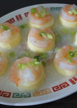 蝦仁雞蛋豆腐