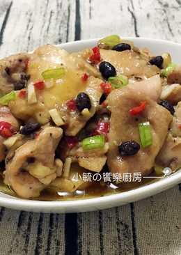 豉汁蒸雞[電鍋料理]