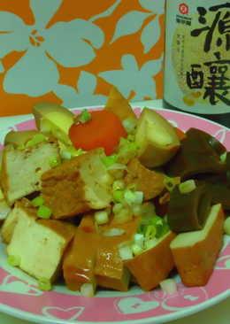 【源釀醬油】媽咪自製魯味