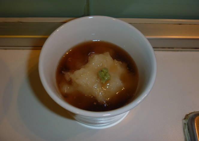 正宗日式芜菁蒸(kabura musi) | 食谱 | 做法