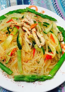泰式涼拌酸辣冬粉 兩步驟低卡上菜!