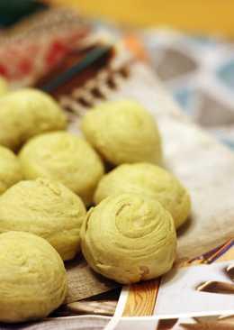 綠茶地瓜酥餅