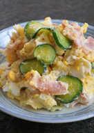 培根馬鈴薯蛋沙拉