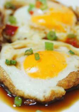 冷凍蛋-佐昆布柴魚醬油
