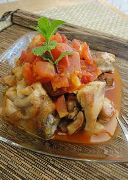 有心食譜:茄汁雞塊