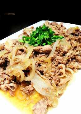 深夜食堂:薑汁燒肉