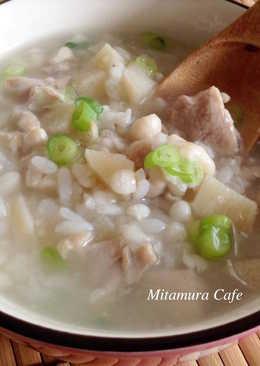 雞肉山藥薏米粥