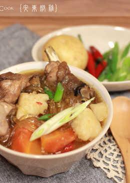 菲姐私房菜-安東燉雞