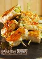 雞肉蔥串燒