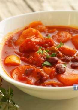 《能量蔬菜濃湯》