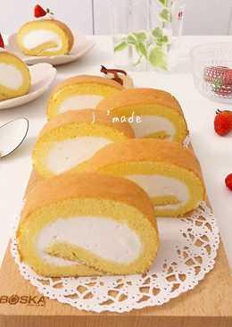 日式美味蛋糕捲!在家做出職人風味〜j 'made
