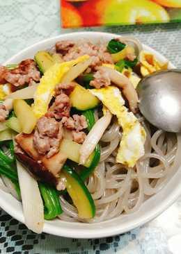 韓國雜菜(炒冬粉)