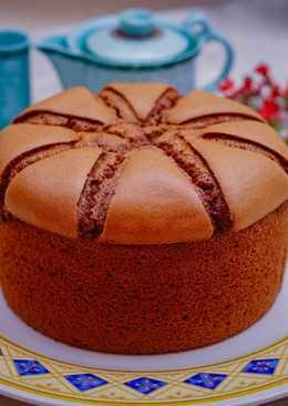 可可棉花蛋糕