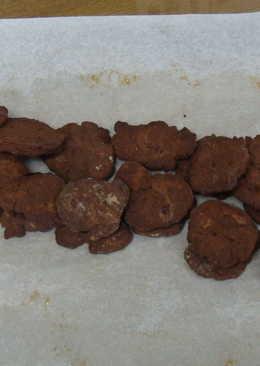 抹茶巧克力餅乾