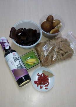 【御釀滷煮入味】素香菇魯肉-龜甲萬