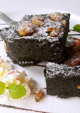 布朗尼蛋糕(免烤)