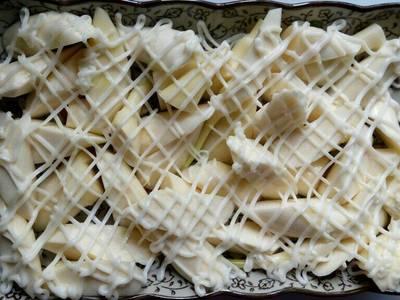 筊白筍沙拉