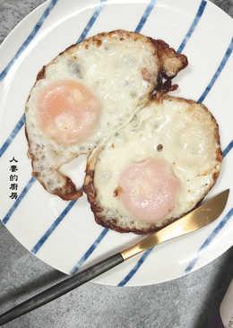 【御釀燒烤滋味】古早味豬油醬油煎蛋