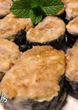紫菜荔芋卷